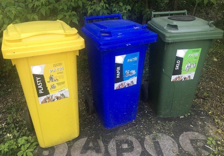 Třídění a recyklace navrací plasty zpět do oběhu