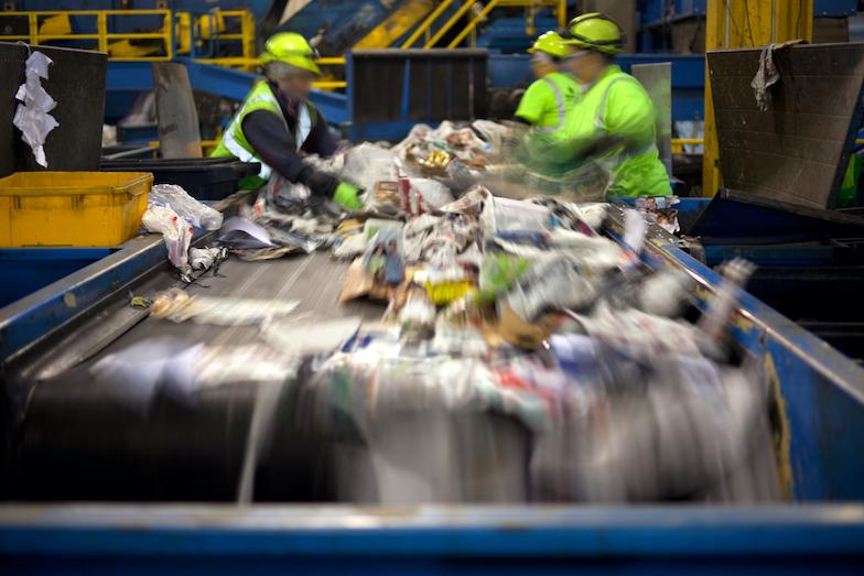 Klíčová je prevence vzniku odpadu, ne recyklace