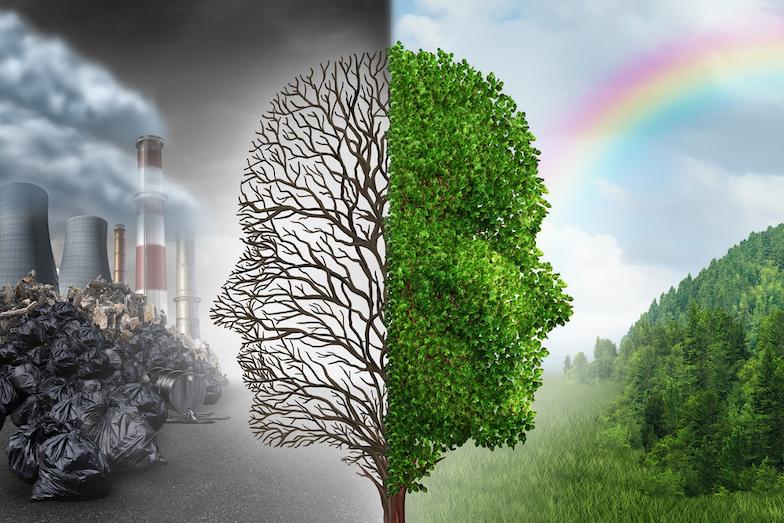 Klimatická změna: alarmující téma jednotlivců i systému